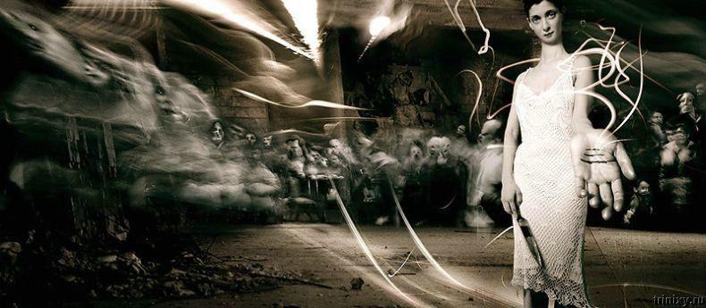 Интересные работы Alessandro Bavari (28 фото)