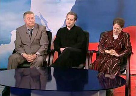 Жириновский снова отжог. Мега-дебаты )) (9,8 мб)