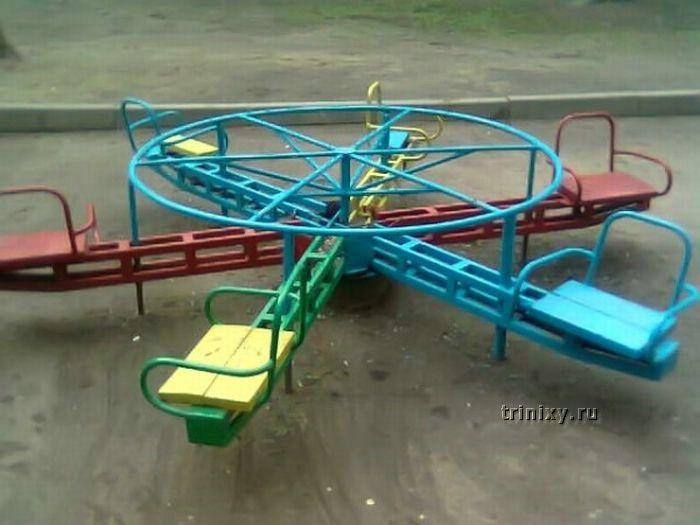 Что такое трудное детство (2 фото)