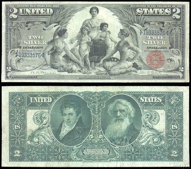 Про доллары США (70 фото)