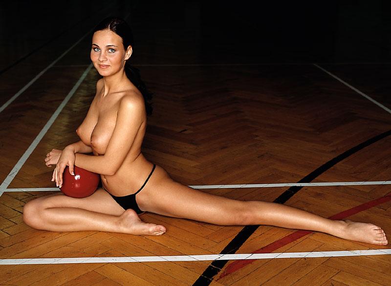 эротические фото в художественной гимнастике смотреть они