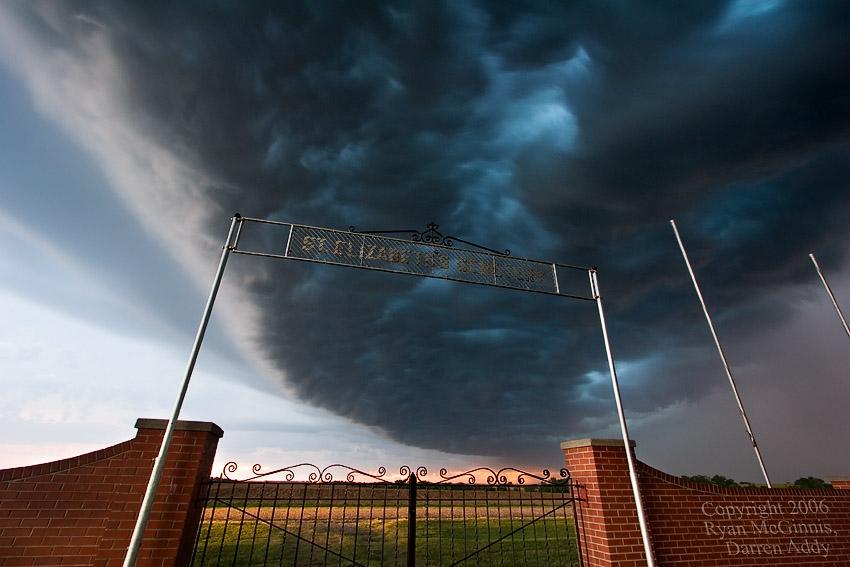 Потрясающие облака (8 фото)