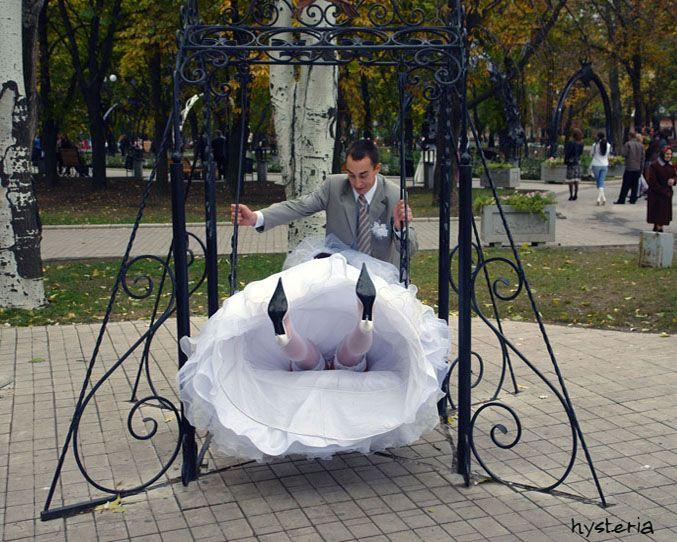 Свадебные БЕЗОБРАЗИЯ