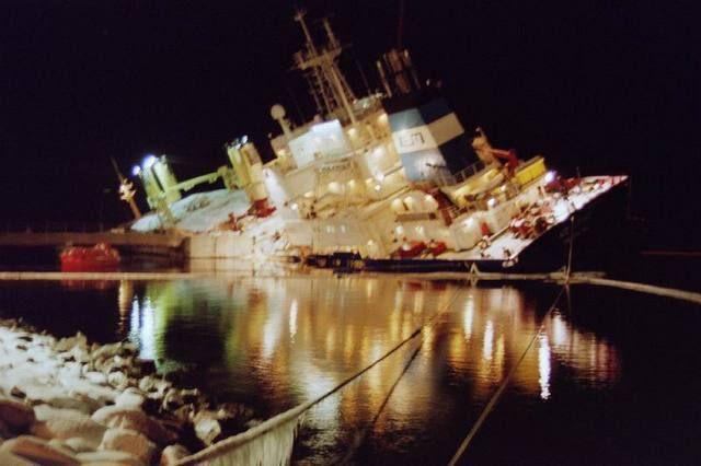 Кораблекрушения (31 фото)