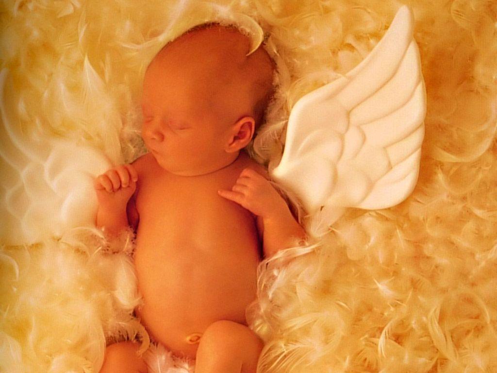 Фото новорожденных детей на открытках