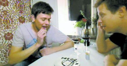 Жесть дня. Каннибализм на шведском телевидении (текст + фото)