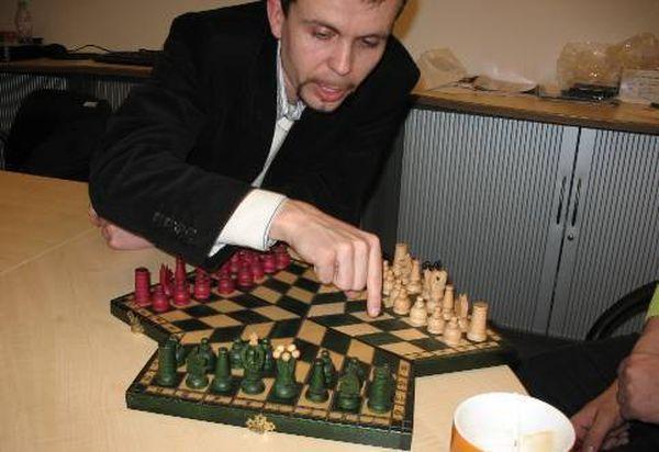 Шахматы в 3d формате (13 фото + текст)