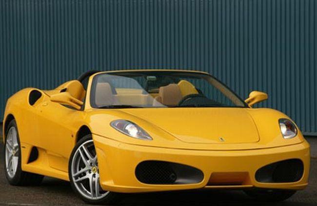 Поддельные Ferrari - стопроцентные копии оригиналов (9 фото)