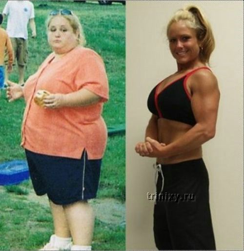 Невероятное похудение (21 фото)