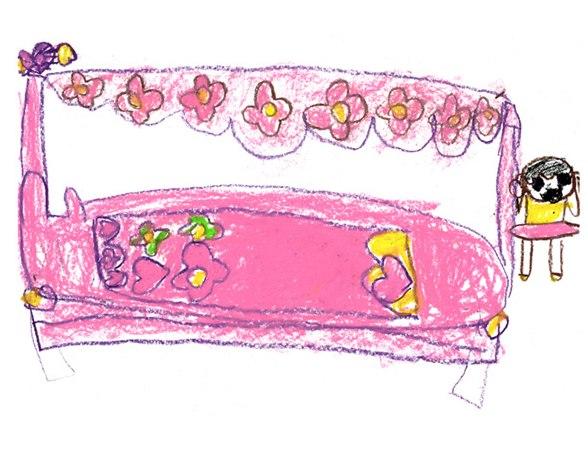 Фотографии на основе детских рисунков (16 работ)