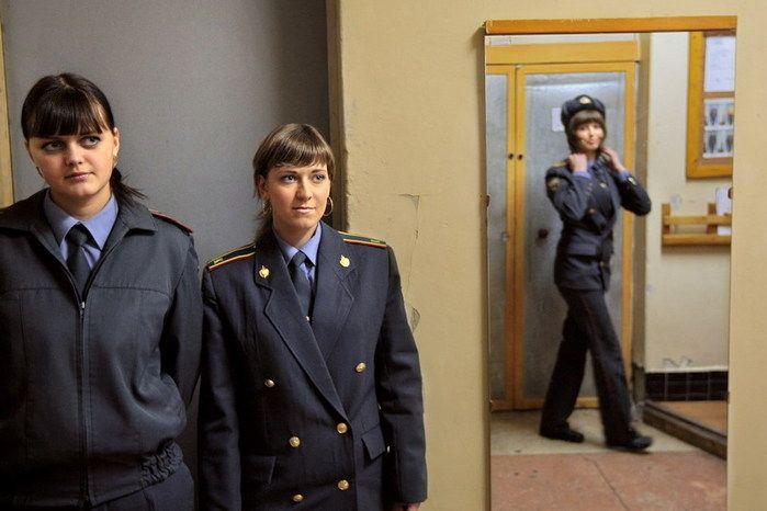 Фотографии из школы милиции (20 фото)