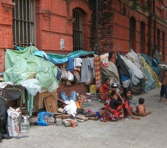 Жесть дня! Нищета в Индии (10 фото)