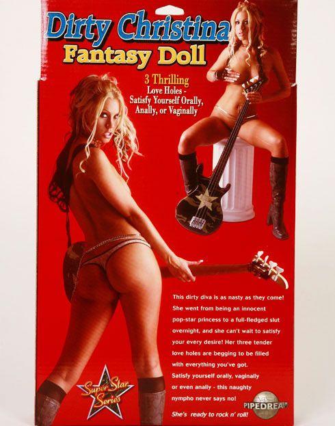 Секс-куклы под звезд (6 фото)