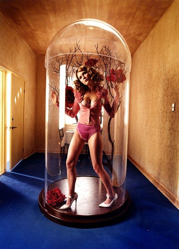 Знаменитости в работах Дэвида Лашапелль (David Lachapelle). Часть 2 (80 Фото)