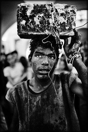 Кубинский обычай (20 Фото)