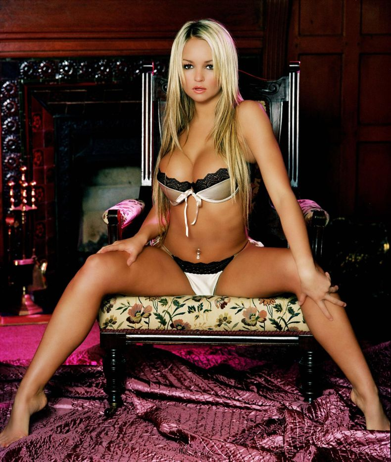 Jennifer Ellison (17 Фото)
