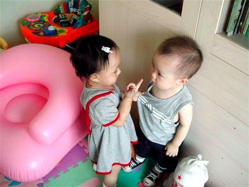 Китайские детки ) (6 Фото)