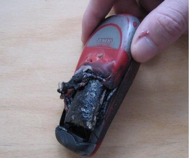 Когда подводят аккумуляторы  (9 Фото)