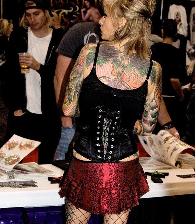 Татуировка, как способ самовыражения (15 фото)