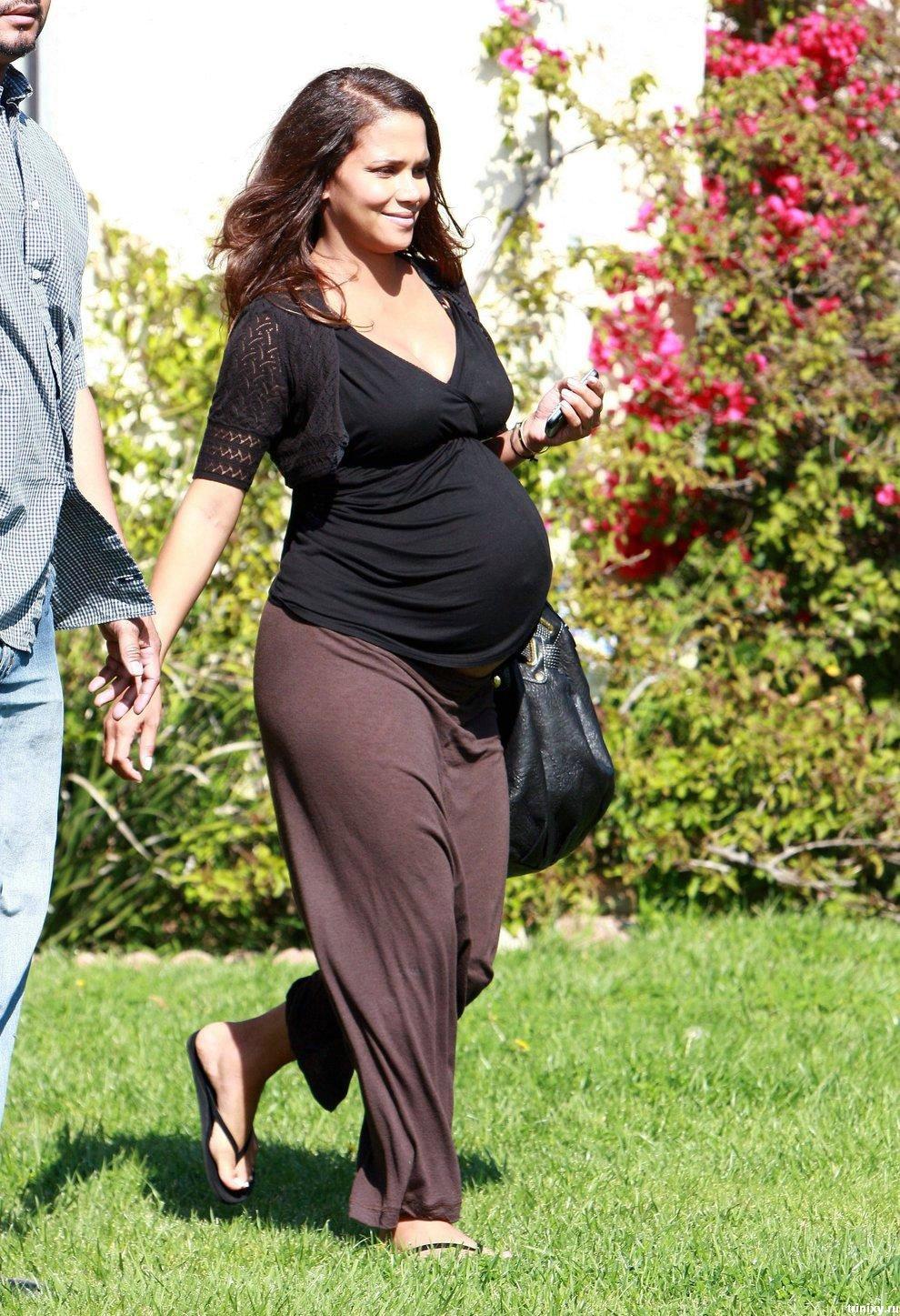 беременность по месяцах: