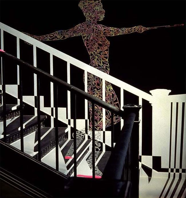Удивительные иллюзии в стиле стрит-арт (11 фото)