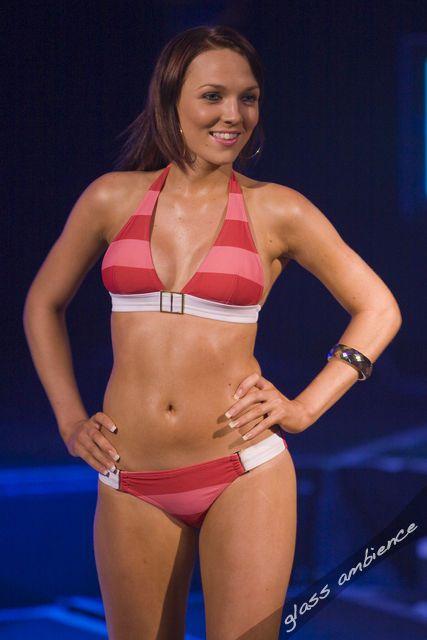 Miss bikini world australia