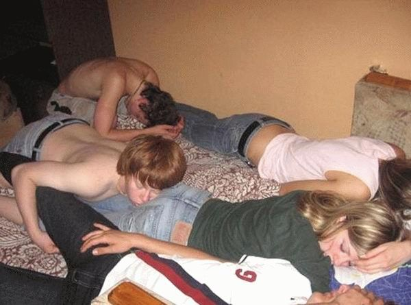 Алкогольный синдром (42 фото)