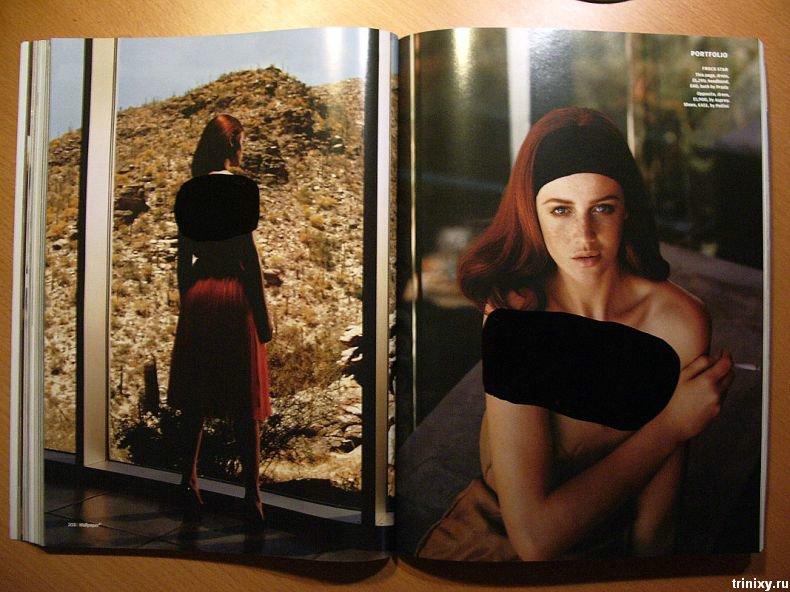 Еще раз о цензуре в Иране (31 фото)