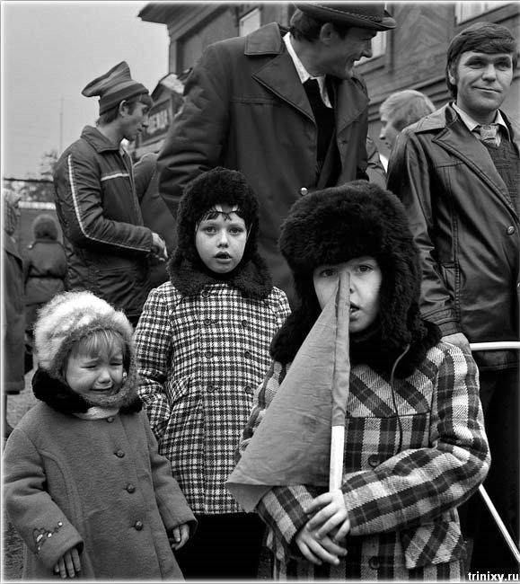 Русские. Провинция начала 80-х (55 фото)