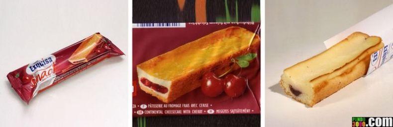 Продукты питания на упаковке и в реальной жизни (100 фото)