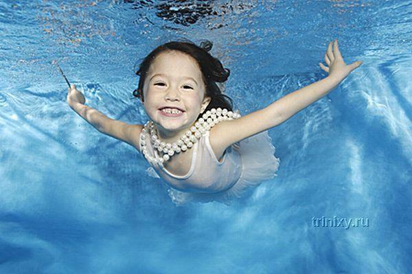 Потрясающие подводные фотографии (72 фото)