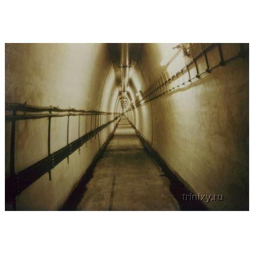Немецкий бункер времен холодной войны (30 фото)