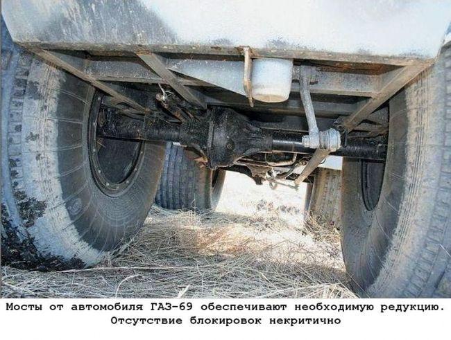 Немного о российском тюнинге (14 фото)