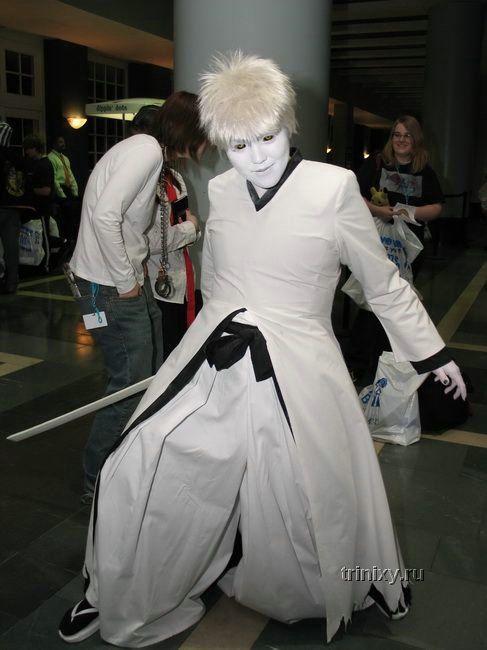 Съезд любителей аниме в Бостоне в 2008 году (68 фото)