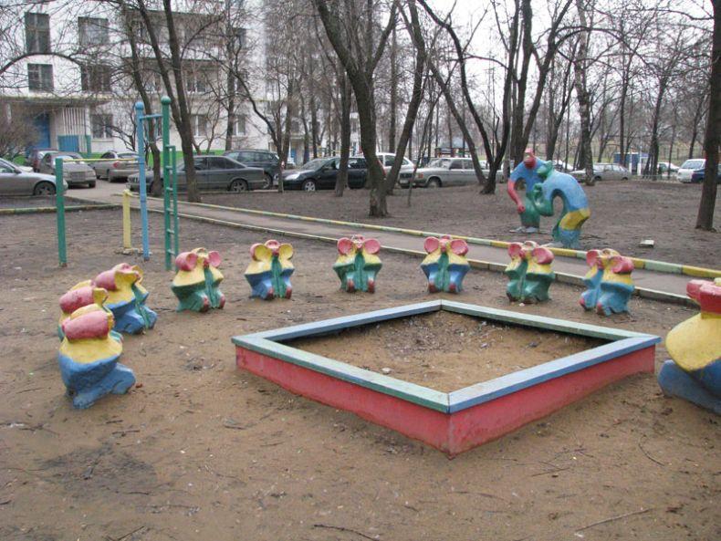 Детское капище (14 фото)