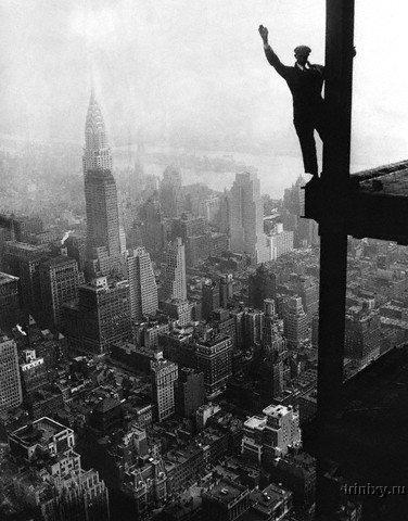 Как строился Нью Йорк (13 фото)