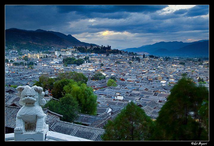 Потрясающие фотографии - удивительный Китай (50 фото)