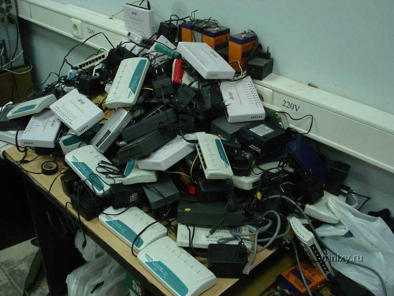 Трудные будни сетевых работников и админов (70 фото)