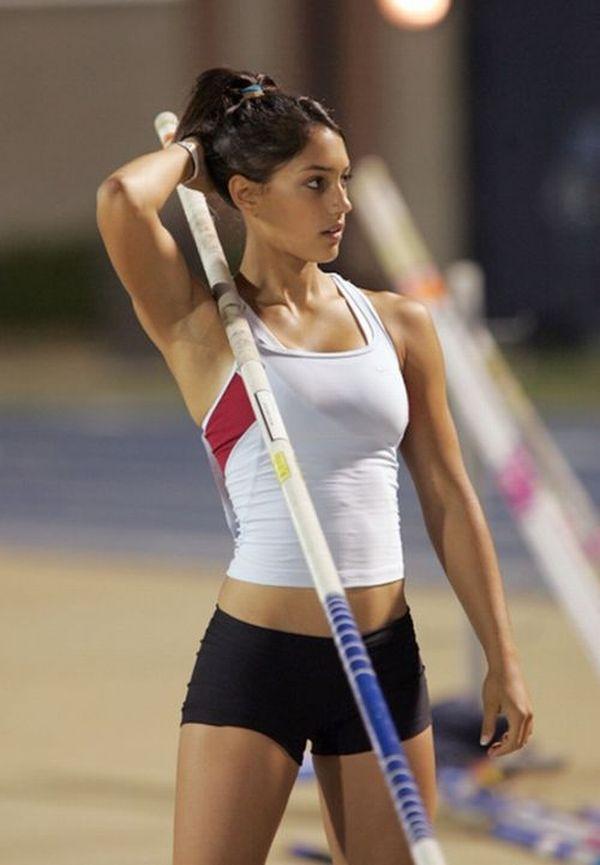 Самые сексуальные спортсменки в мире (50 фото)