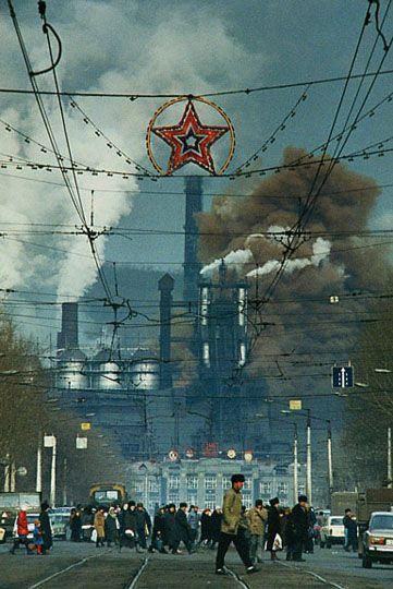 Жесть дня! Грязное наследие СССР (12 фото)