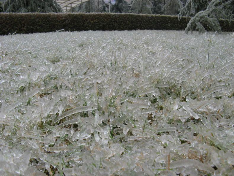 Ледяной дождь в Южном Китае (18 фото)