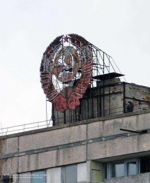 Мертвый город Припять (63 фото + текст)