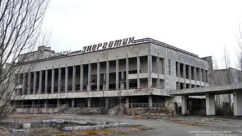 Заброшенные города Pripjat_25
