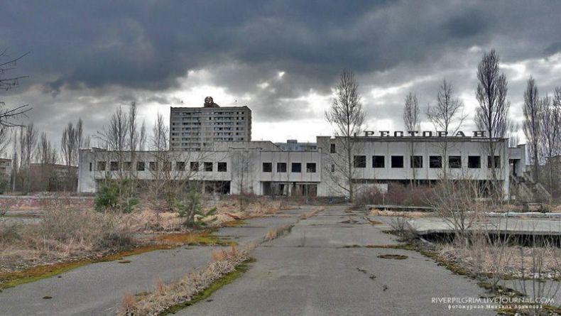 Заброшенные города Pripjat_31