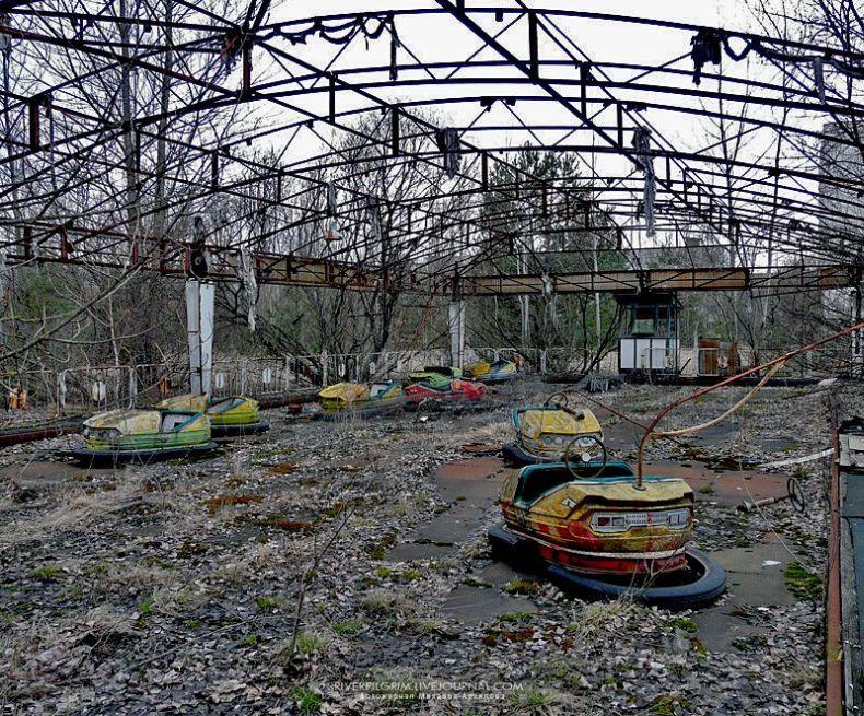 Заброшенные города Pripjat_62