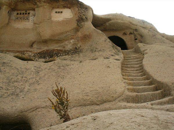 Пещеры Cappadocia (27 фото)