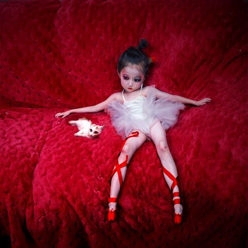 Необычные фотографии Zhang Peng (17 фото)