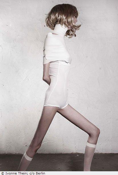 Anoreksja Anorektyczka zdjęcie Anorexy