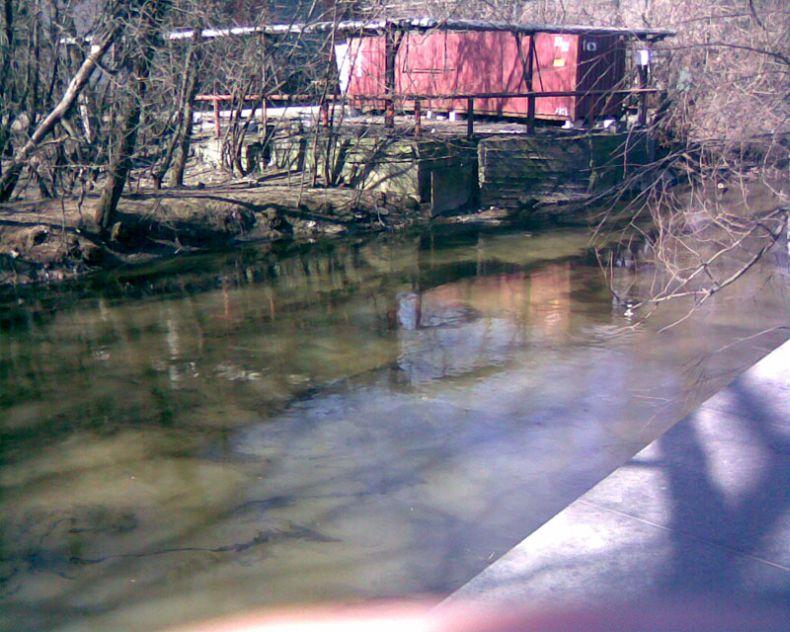 Жесть. Как убивают реки (6 фото)
