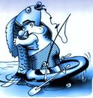 Офисная рыбалка